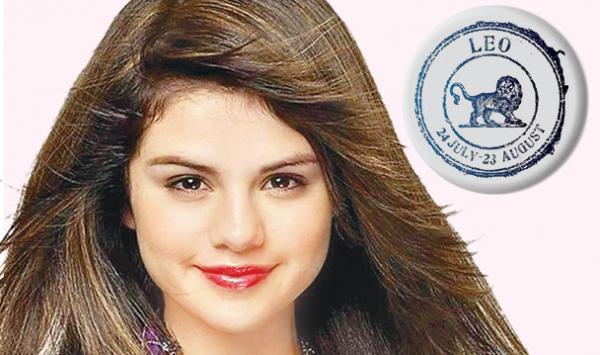 Selena Gomez Leo