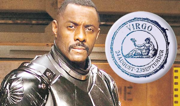 Idris Elba Virgo