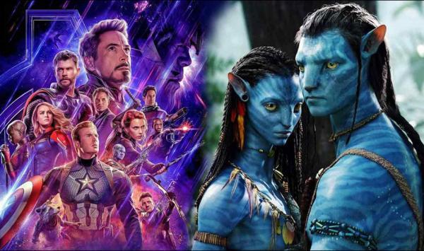 Avatar Se Peche Avengers