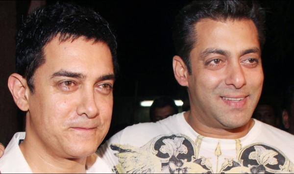 Aamir And Salman Khan Ek Sath