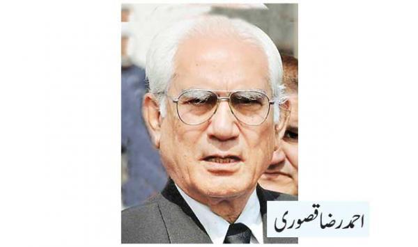 Ahmed Raza Kasuris Pakistan Rescue Formula