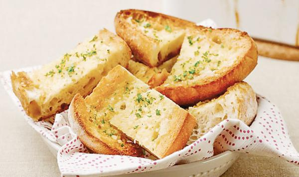 Garlic Brad