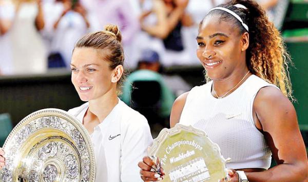 Simona Halep Took Control Of Tennis