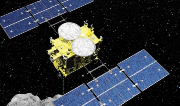 Japan Spacecraft Landing On Asteroid