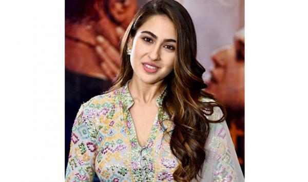 Sara Ali Khan Heart Is Gold Karthik Aryan