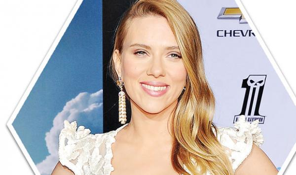 Scarlett Johansson Was Number One
