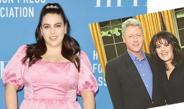 Film Series On Bill Clinton And Monica Lewinsky