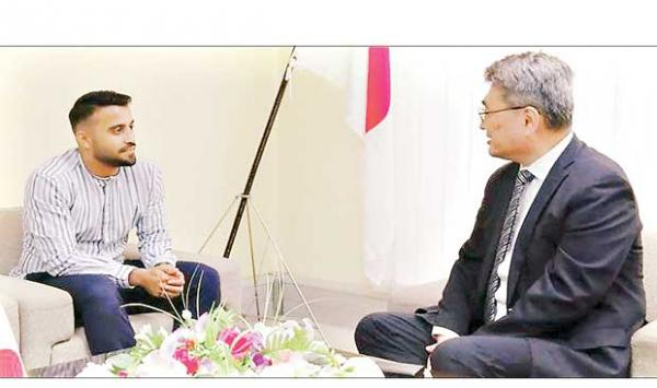 Karnataka Saadi Abbas Japan Connection