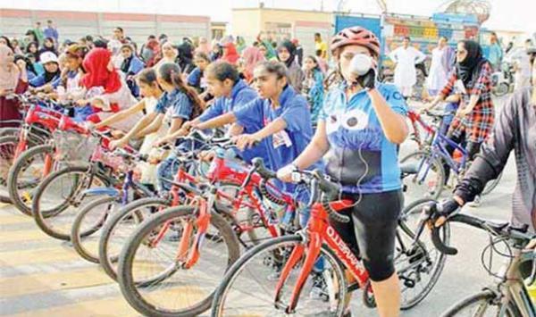 Karachi Cycle Race