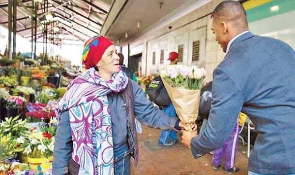 Cape Towns Oldest Flower Market