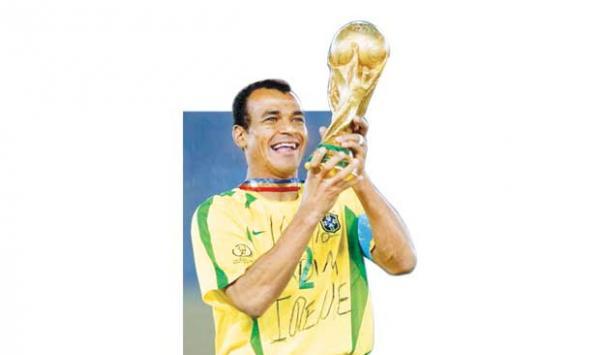 Brazilian Football Kafu Shocked