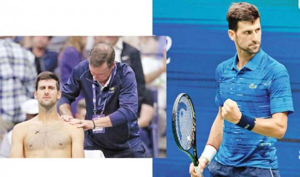 Injured Djokovic Also Withdrew From The Honor