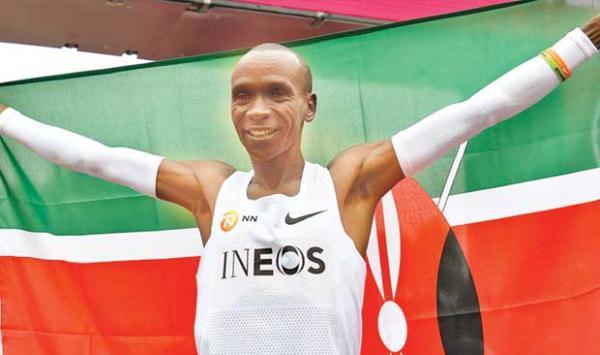 Kenyan Athlete Destroyed