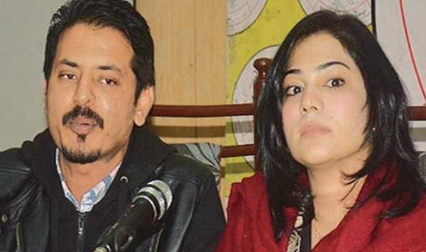 Sanam Was Reunited With Marvi And Her Husband