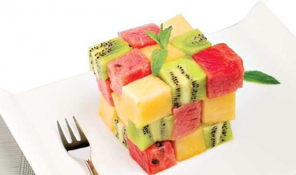 Squared Food Salad