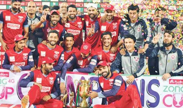 National T20 Northern Wins