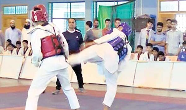 Punjab District Taekwondo