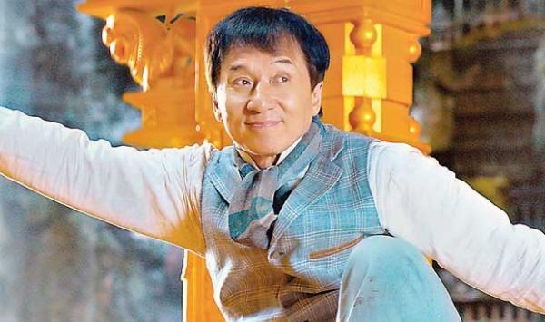 Jackie Chan To Make A Movie In Saudi Arabia