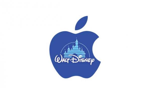 Apple And Disney Streaming Service