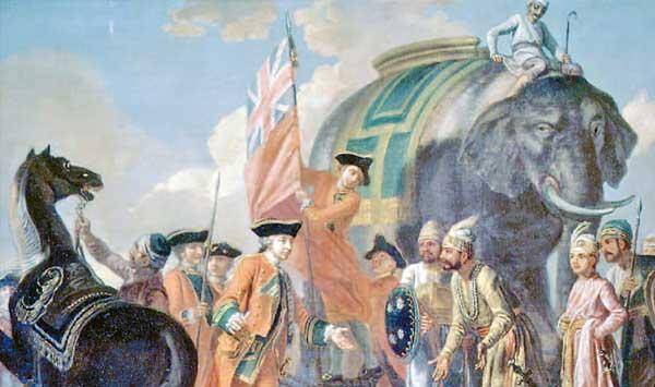 The East India Company With Its History