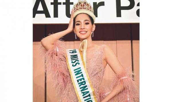 Thai Medicine Miss International Selected