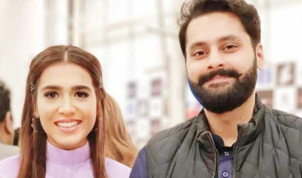 Manashapasha And Jibran Nasir Magni