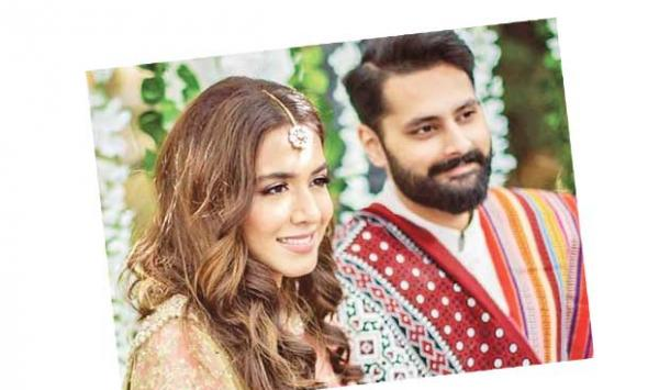 Engagement Of Manashapasha And Jibran Nasir
