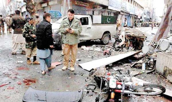 Suicide Blast In Quetta Mosque