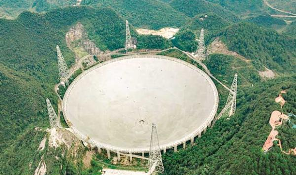 The Worlds Largest Space Telescope