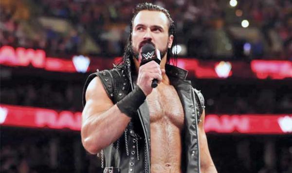 Names Of The Royal Rumble Drew Mcintyre