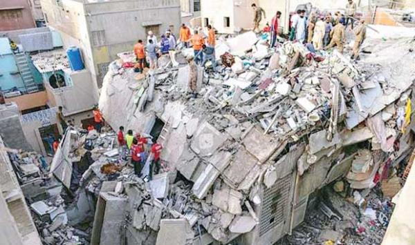 The Problem Of Illegal Construction Of Buildings In Karachi