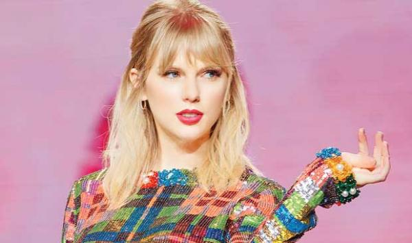 Taylor Swift Most Famous Singer