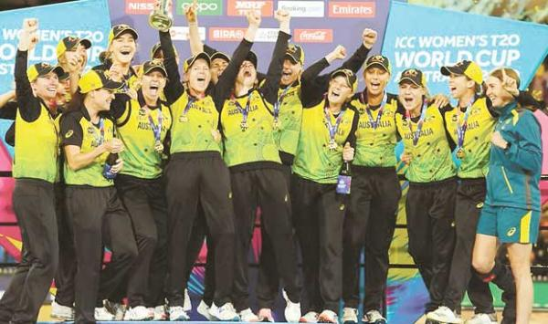 Womens T20 World Cup Becomes New Record
