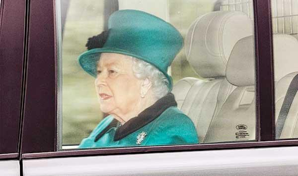 Queen Elizabeth Is Still Performing Her Duties
