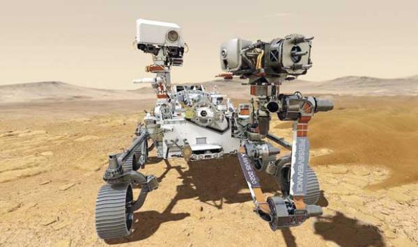 Nasas New Spacecraft Got Its Name