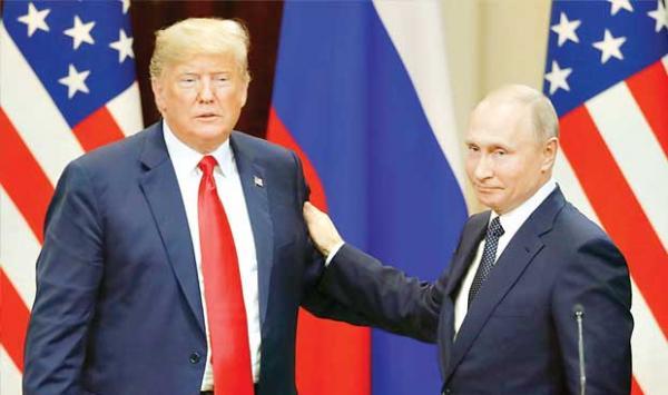 Will Trump Work On Putins Political Formula