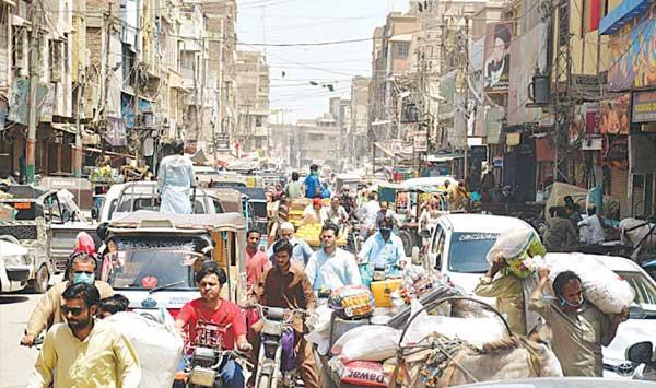 Lockdown In Federation And Sindh