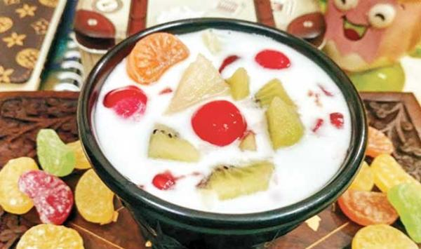 Fruity Yogurt