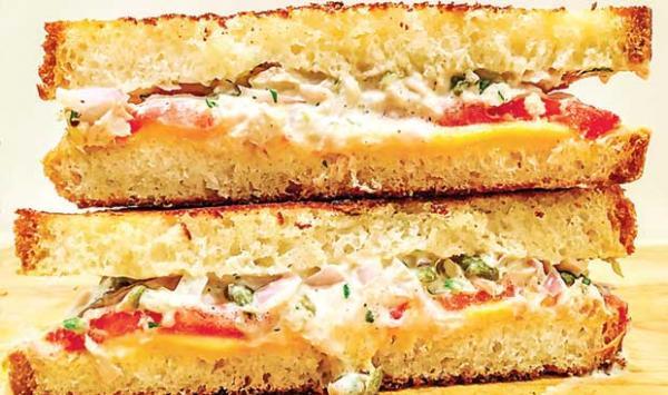 Secret Grilled Sandwiches