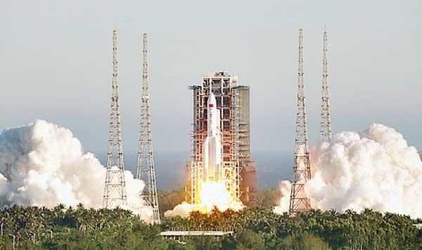 Chinas Grand Plan To Build A Space Station In Space