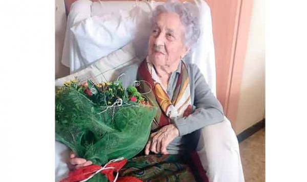 113 Year Old Woman Recovers From Corona