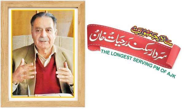 Leader Of Democracy Sardar Sikandar Hayat Khan