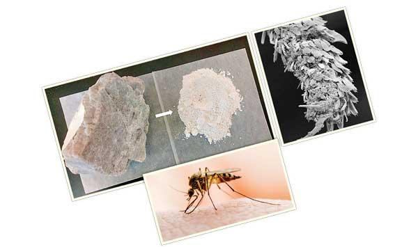 Eliminate Malaria Mosquitoes From Volcanic Eruptions