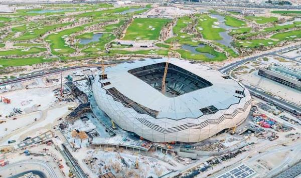 Qatar Does Not Pay Football Stadium Workers