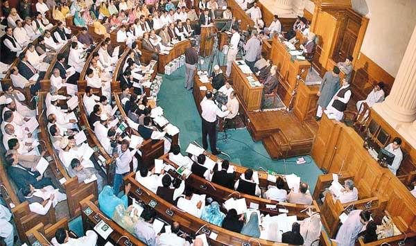 Punjab S Budget And The Traditional Uproar Of The Opposition