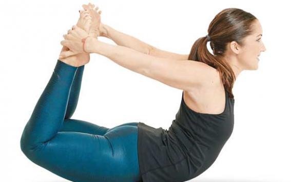 Yoga Postures For A Healthy Liver