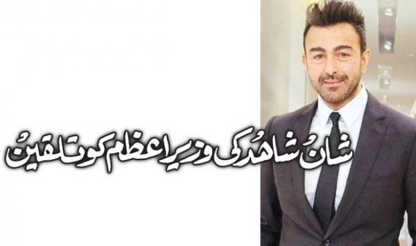 Shaan Shahid Urges Pm
