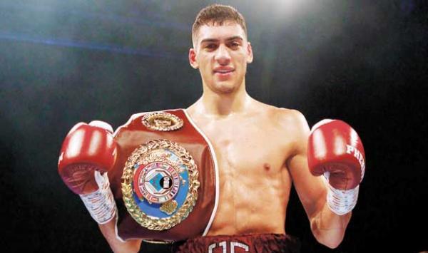 British Boxer Hamza Shiraz Won The Title
