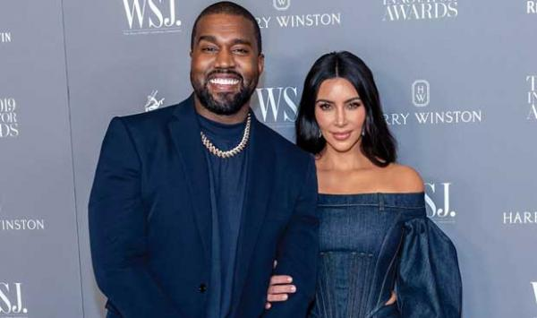 Problems In The Relationship Between Kim Kardashian And Kanye West