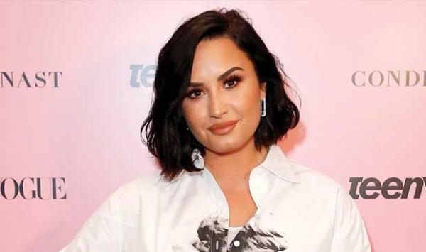 Demi Lovato Got Engaged